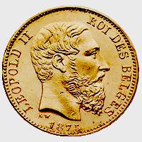 20-francs-belgie-leopold-II