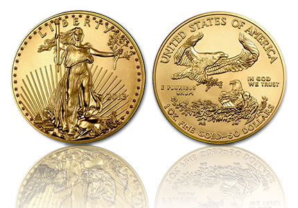 American Golden Eagle 1 OZ