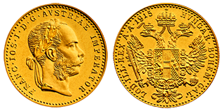 Gouden-Ducat-Oostenrijk-1915