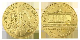 Gouden-philharmonica-100-euro-1-oz-oostenrijk