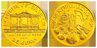 Gouden-philharmonica-25-euro-1-4-oz-oostenrijk