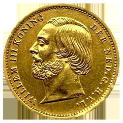 Koning-Willem-III-Negotiepenning