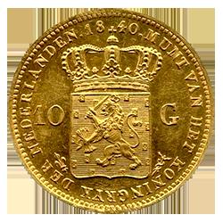 Willem-1-10-gulden-U