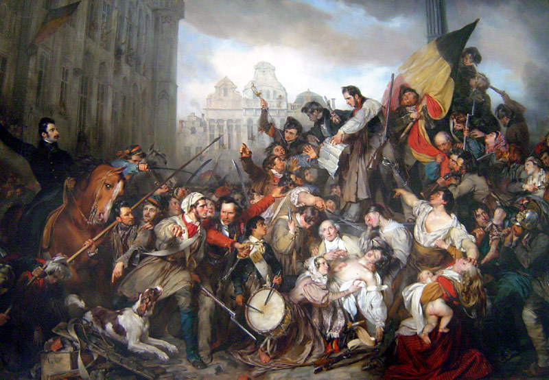 belgische revolutie
