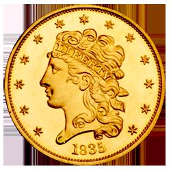 classic-head-5-dollar-gold