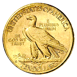 gold-tien-dollar-indian-head-amerika
