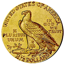 golden-indian-head-2.5-dollar-amerika
