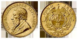 gouden-1-pound-Kruger