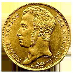 gouden-10-gulden-willem-I