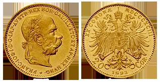 gouden-20-coronas-oostenrijk