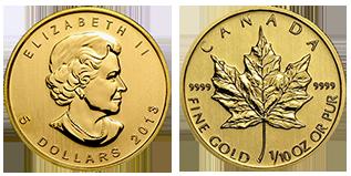 gouden-maple-leaf-5-dollar-1-10-oz-canada