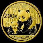 gouden-panda-200-yuan-1-2-oz