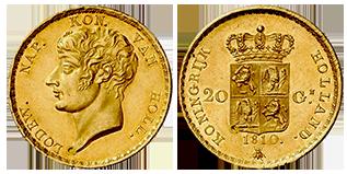 koning-lodewijk-napoleon-20-gulden-koninkrijk-holland