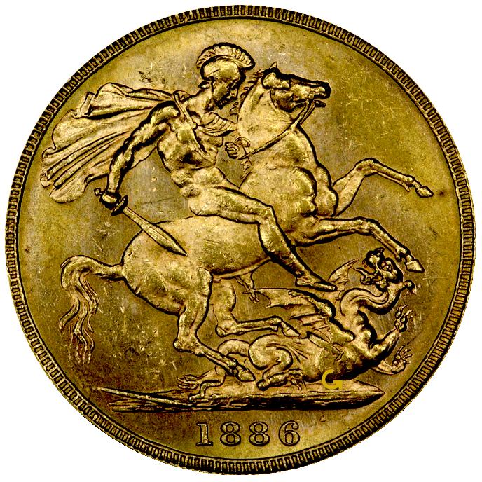 sovereign-australie-draak