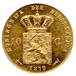 willem-III-10-gulden-1879