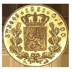 willem-III-halve-negotiepenning