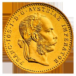 Gouden-ducaat-1915-Oostenrijk