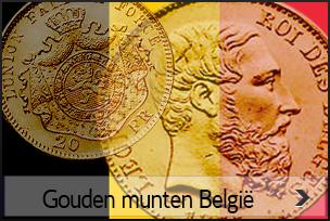 Gouden-munten-Belgie