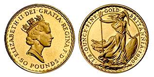 goud-50-pond-groot-brittanie
