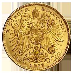 gouden-10-coronas-oostenrijk