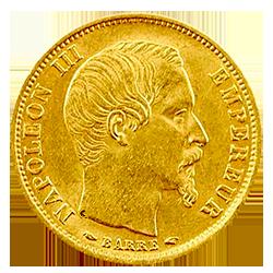 gouden-10-franc-napoleon