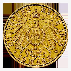 gouden-10-mark-duitsland