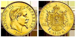 gouden-100-francs-frankrijk