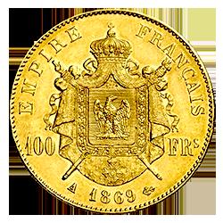 gouden-100-francs-napoleon-frankrijk