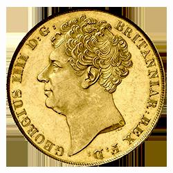 gouden-2-pond-george-IV