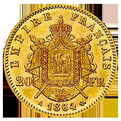 gouden-20-franc-napoleon-III-frankrijk