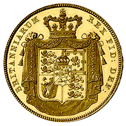 gouden-5-pond-george-IV