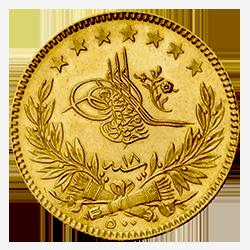 gouden-500-kurush-Abdul-Hamid-II