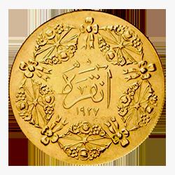 gouden-500-kurush-Monnaie-de-luxe-radiant-toughra-turkije