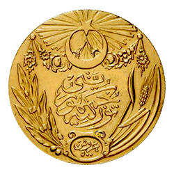 gouden-500-kurush-Monnaie-de-luxe-radiant-toughra