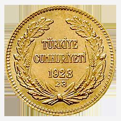 gouden-500-kurush-ismet-inou-turkije