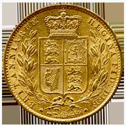 gouden-half-sovereign-Victoria-groot-brittanie