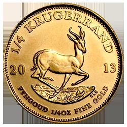 gouden-krugerrand-1-4-oz-keerzijde