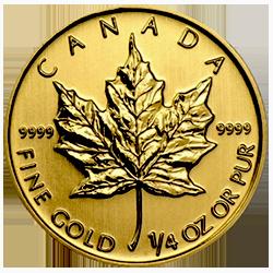 gouden-maple-leaf-10-dollar-1-4-oz-keerzijde