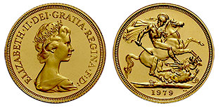 gouden-sovereign-elizabethII-groot-brittanie