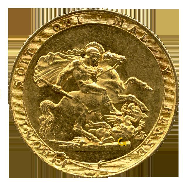 gouden-sovereign-george-III-type-1-groot-brittanie