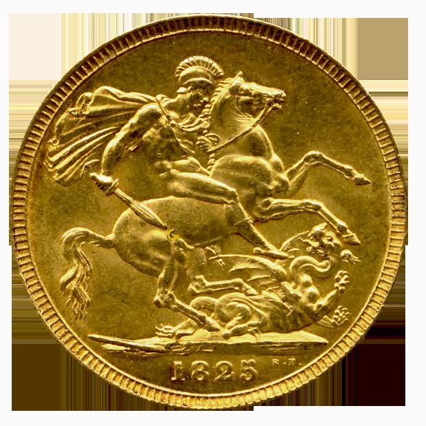 sovereign-george-IV-groot-brittanie