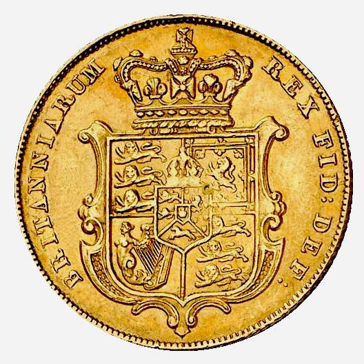 sovereign-george-IV-type-2-groot-brittanie