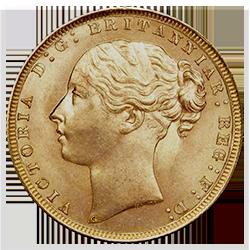Gouden-sovereign-vicoria-yound-head