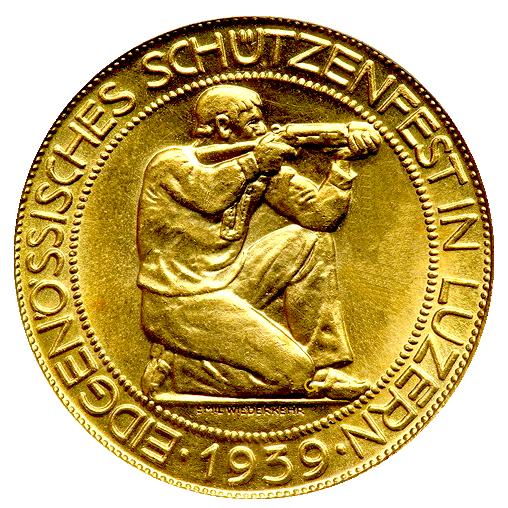 gouden-100-francs-knielende-soldaat