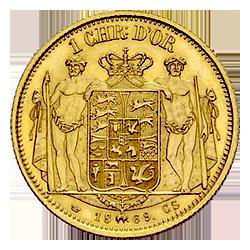 Gouden-1-d-or-Christian-IX-denemarken