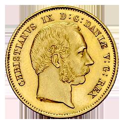 Gouden-1-d-or-Christian-IX