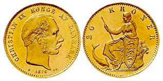 gouden-20-kronen-Christian-IX-denemarken