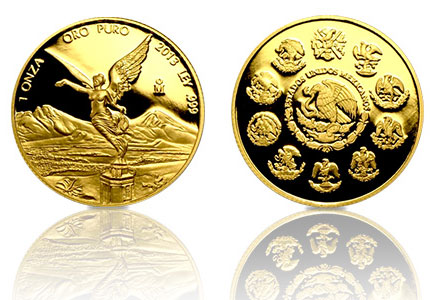 Gouden Libertad 1 Troy Ounce