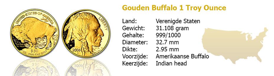 Golden Buffalo 1 OZ