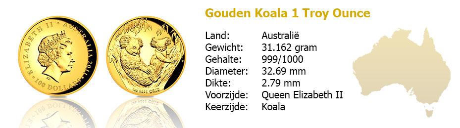 Golden Koala 1 OZ